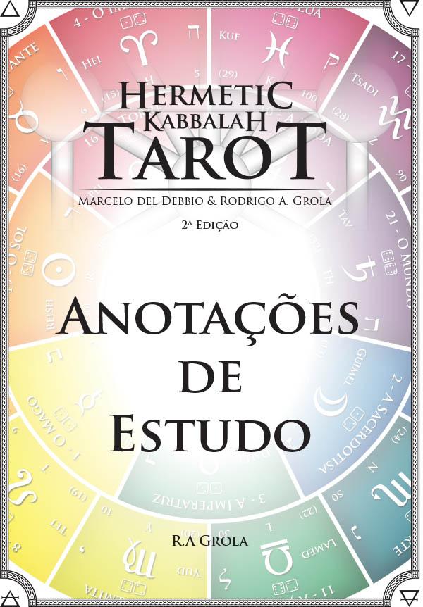Bloco para notas - Tarot (HKT2)
